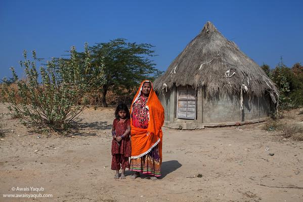 Kumari and Grandma