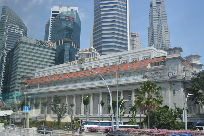 "Once a post office, this beautiful colonial building, built in 1928, is now home to The Fullerton Hotel.<br /> <br />  <a href=""http://www.fullertonhotels.com/singapore/the-fullerton-hotel"">http://www.fullertonhotels.com/singapore/the-fullerton-hotel</a>"