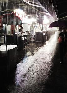 Rain season has started