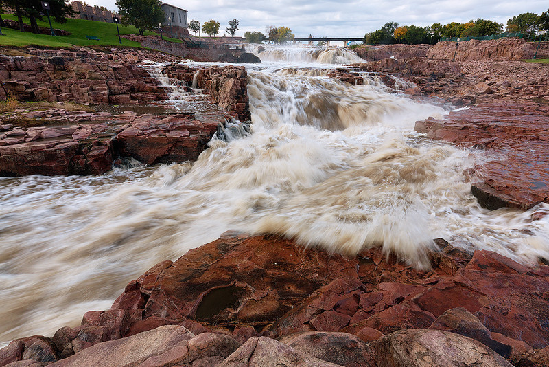 Big Sioux Flood Waters