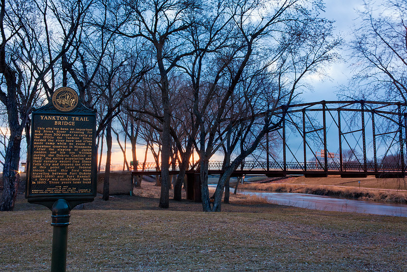 Yankton Trail Bridge