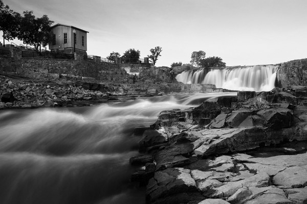 Falls Park In Mono