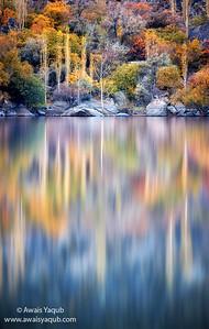 Magical Lake upper Kachura