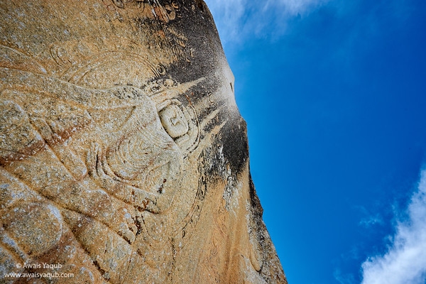 Manthal Rock Buddah