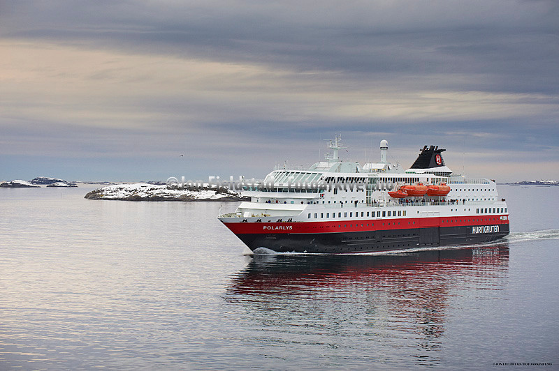 HURTIGRUTEN - MS POLARLYS