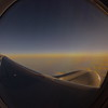 AY855 HEL-HAM 2015-10-08, above Saaremaa, Estonia