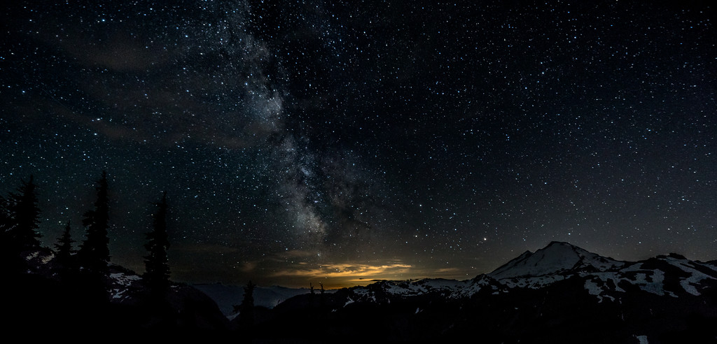 The Mountain, the Stars, and the City