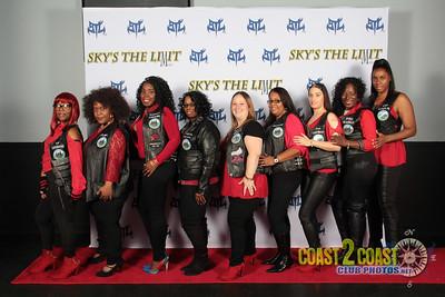 Sky's the Limit MC SC AC 1st anniversary trophy party