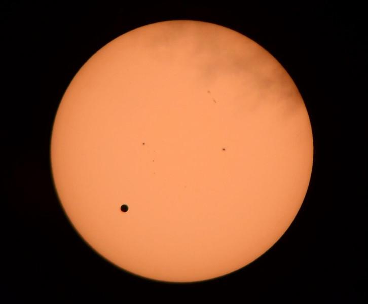 Latest #Venus shot from #RapidCity SD