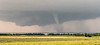 Tornado north of Albion, Montana