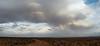 Rainbow near Monument Valley, Utah
