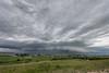 Severe storm near Piedmont, South Dakota