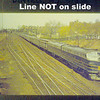Baltimore & Ohio early DIESEL slide set (5) F's FA's<br /> 272531404_JCP79
