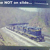 Baltimore & Ohio early DIESEL slide set (5) F's FA's<br /> 272531483_DKJbM