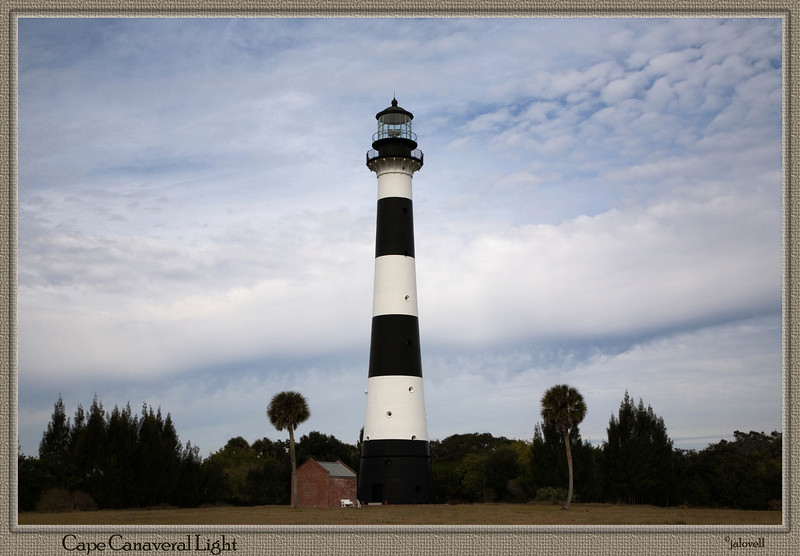 Canaveral Light - Hard to leave this site when the lighting from the rising sun just kept getting better and better!!
