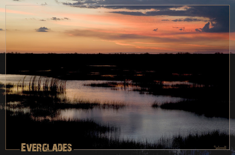 Glades Sunset 1336 copy
