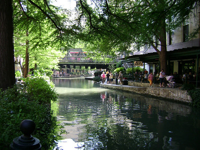 Riverwalk,San Antonio, TX