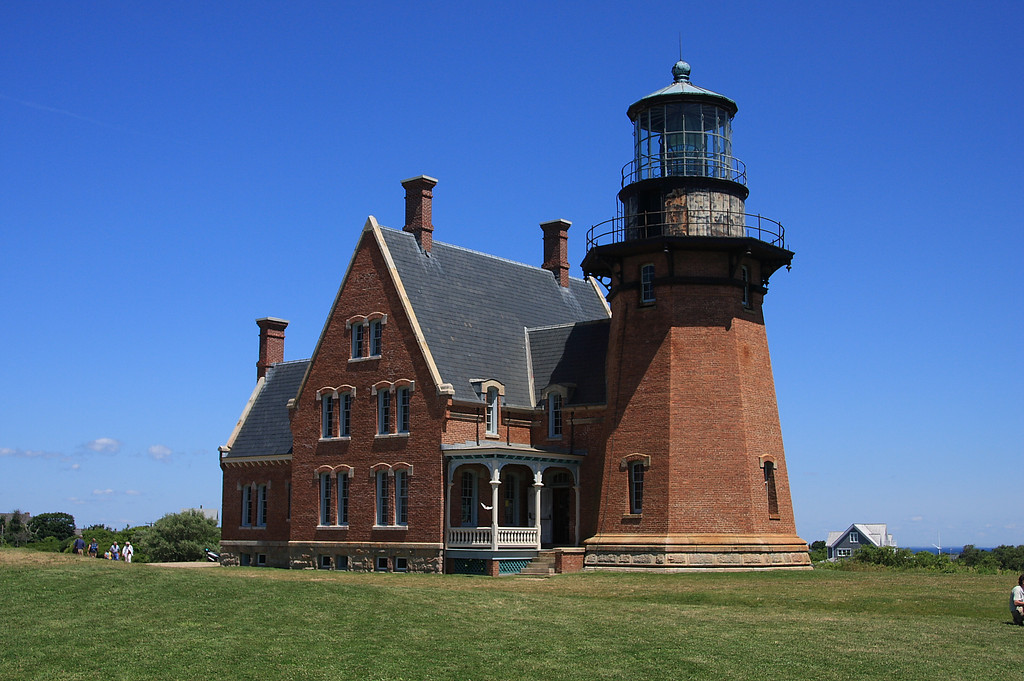 South Lighthouse, Block Island, RI.