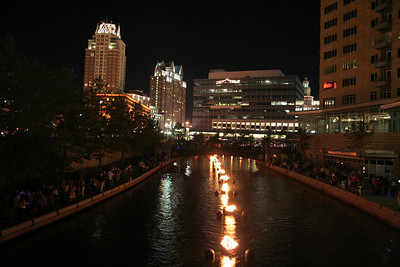 Water Fires, Providence, RI
