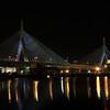 Zakim Bunker Hill Bridge, Boston, MA.