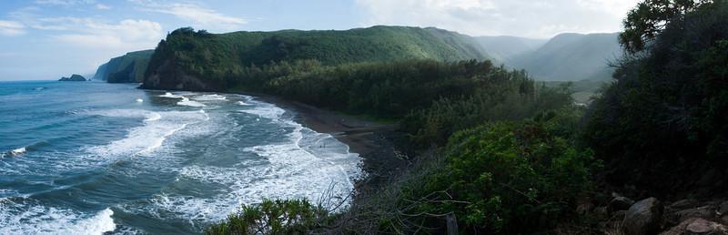 Pololu Valley Panorama 8744-8748