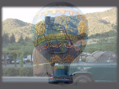 Slideshow: Up Up and Away - Balloons Over Napa