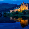 Eilean Donna, Castle.  Scotland