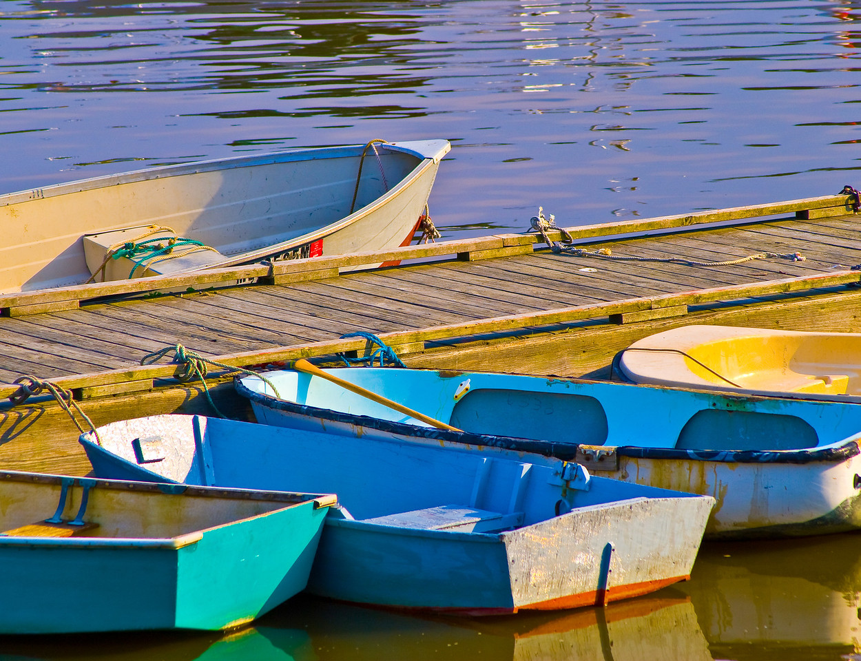 Royall River Dinghies
