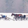 Amish Ice Fishing
