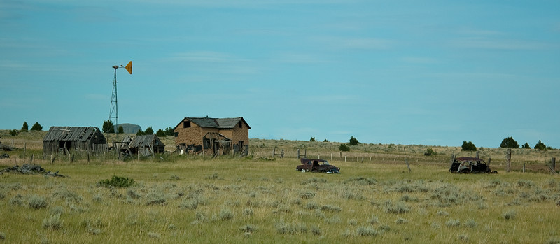 Ranch of the Past
