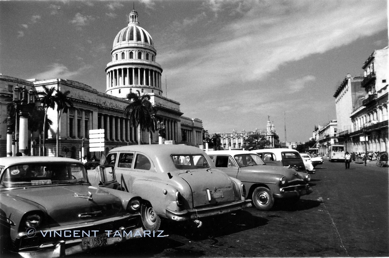 The Capitoliio, Havana, Cuba 2006