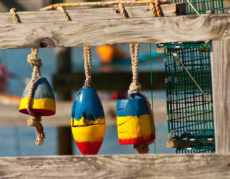 Retired Buoys