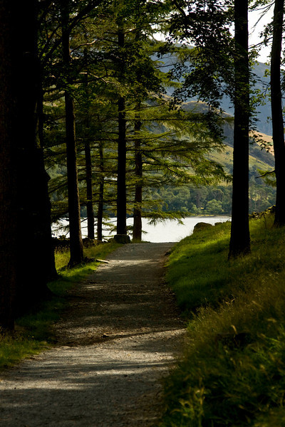 a nice level walk around Buttermere