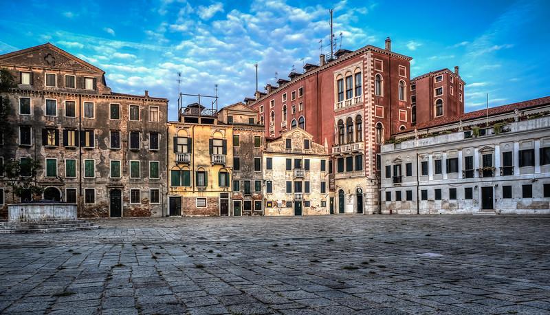 Venice - Campo San Polo