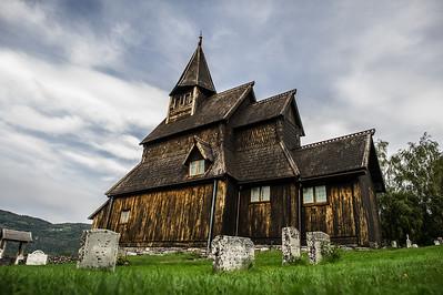 Urnes stavkirke, Luster i Sogn