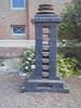 Water fountain.