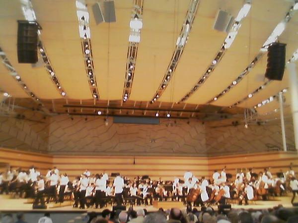 Classical music in Aspen, Colorado