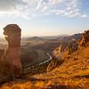 Monkey Face - Smith Rock State Park