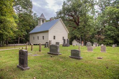 Baptist Church in Cades Cove