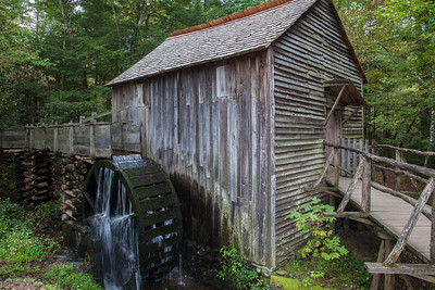 Grist Mill in Cades Cove