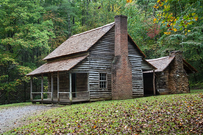 Henry Whitehead Place in Cades Cove