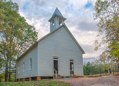 Methodist Church in Cades Cove