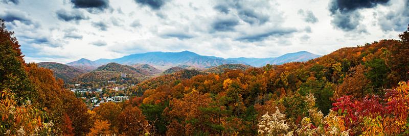 Gatlinburg Pan Fall 2013