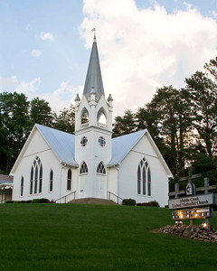 Middle Creek United Methodist Church on Middle Creek Rd. Sevierville