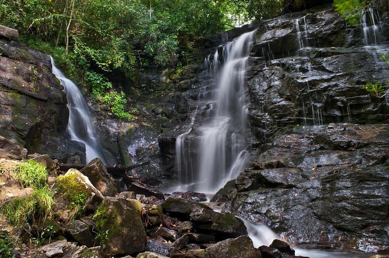 Soco Falls -  Cherokee, North Carolina