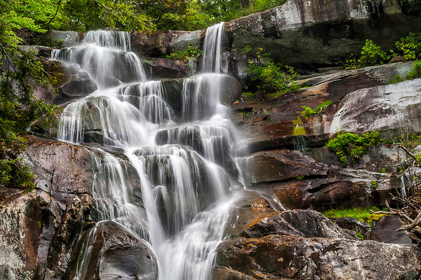 Ramsey Cascade - Great Smoky Mountains National Park