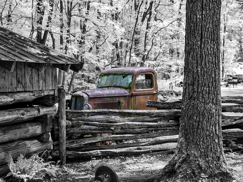Ely's Mill - Roaring Fork Motor Trail