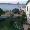 View from our balcony in the SARAY Hotel in Ayvalik, Turkey.<br /> (Photo taken with my iPhone 3G, and SmugShot automatically sent it to this page!!)