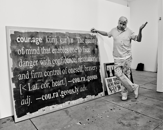 Peter Tunney the brave