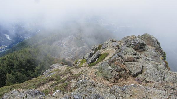 Mt Si haystack